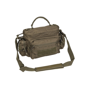 Taška Tactical Paracord Bag SM olivová