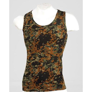 Tílko Tank Top flecktarn XL