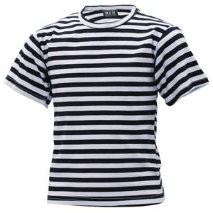 Tričko dětské námořnické ruské modrá | bílá 146/152