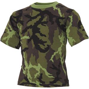 Tričko dětské vz. 95 zelený 146/152