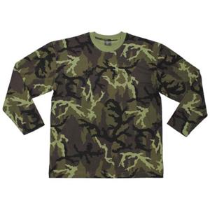 Tričko maskovací s dl.rukávem vz. 95 zelený 3XL