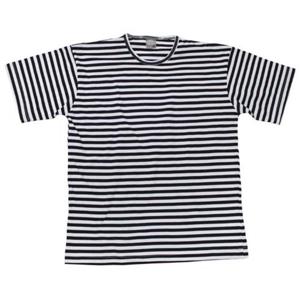 Tričko námořnické ruské letní s kr.rukávem MFH modro | bílé 3XL