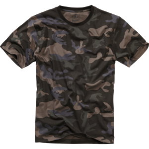 Tričko US T-Shirt BRANDIT darkcamo 6XL