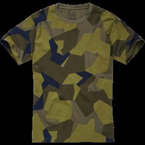 Tričko US T-Shirt BRANDIT švédská M90 4XL