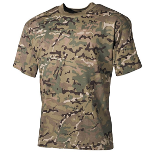 Tričko US T-Shirt operation camo 5XL