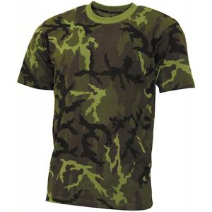 Tričko US T-Shirt Streetstyle vz. 95 zelený S