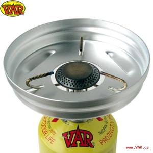 Vařič plynový VAR - příslušenství - závětří [stabilizátor]