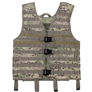 Vesta taktická MOLLE Light operation camo